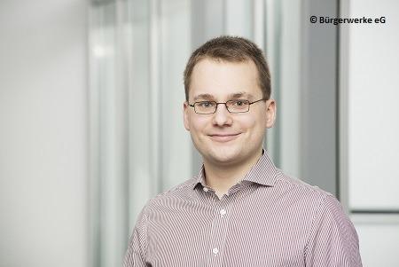 Christopher Holzem von Bürgerwerke