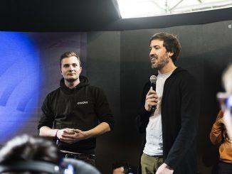 Re-Publica_2017, Croove, Daniel Rohrhirsch und Jonas Stüdemann