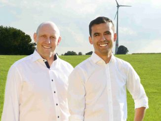Von Links: Torsten Blumenthal und Murat Sahin © greenXmoney