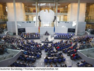 © Deutscher Bundestag / Thomas Trutschel/photothek.net