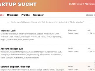 © Startup Sucht