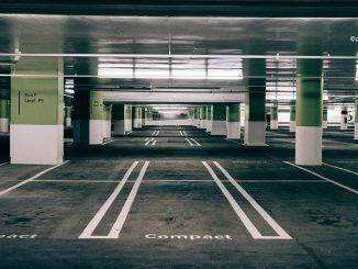 Immer einen freien Parkplatz dank Parking-Apps @pexels