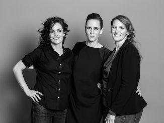 Die Gründerinnen des Algendrinks ©HELGA: Renate Steger, Ute Petritsch und Anneliese Niederl-Schmidinger