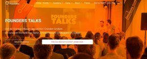 founders talk