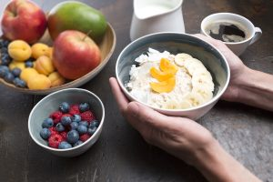 Leckeres Porridge von ©3Bears