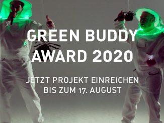 green buddy award
