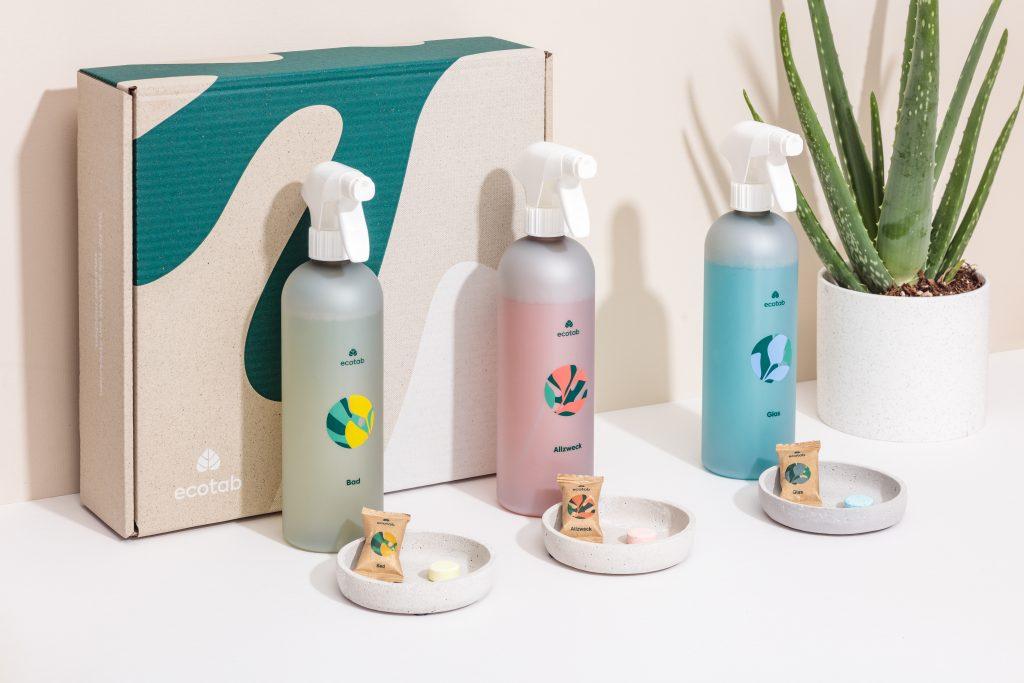 ecotab Reinigungsprodukte