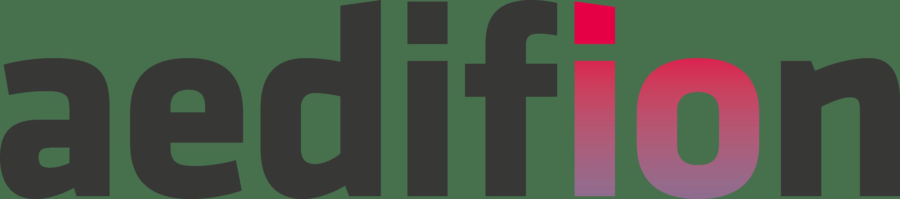 aedifion Logo