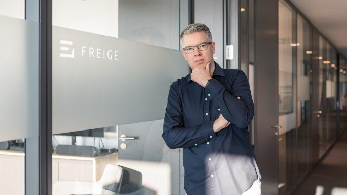 Frank Thelen mit Freigeist