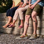 Faire Sneaker und Zehensandalen aus der neuen Kollektion