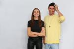Die Gründer: Franziska & Fabian (Foto v. Julia Wolf)