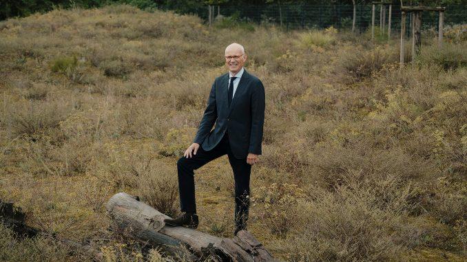 Gründerpreisgewinner im Wald