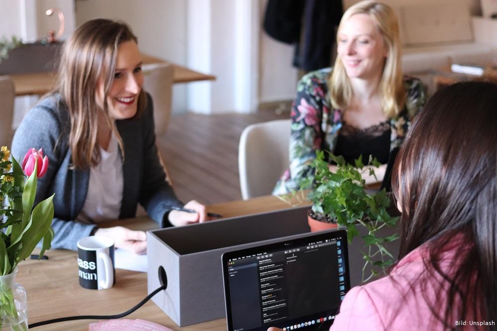 Coworking und Zusammenarbeit