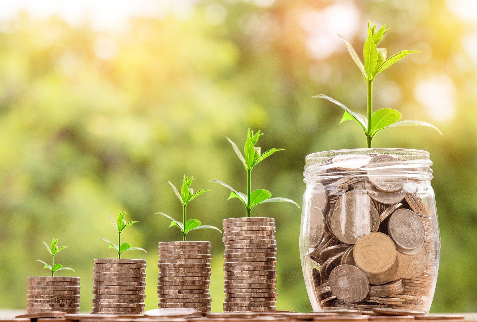 Nachhaltige Finanzen